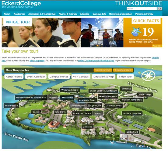Eckerd College, St  Petersburg, FL