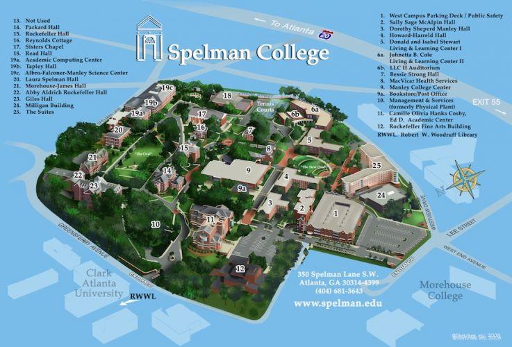 Spelman College, Atlanta,GA